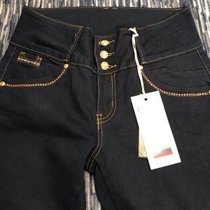 NWT Push-Up Jeans, size 11